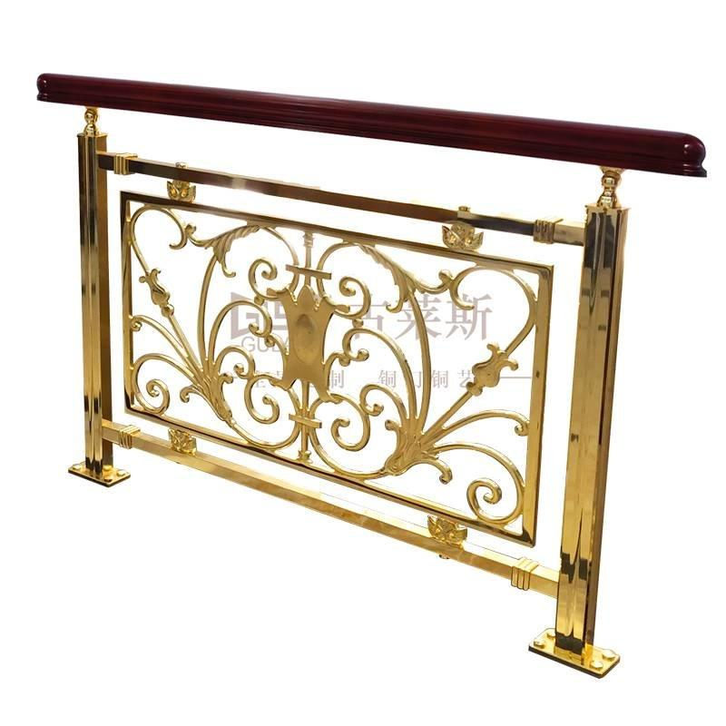 铜楼梯栏杆GLS-HL-H1026