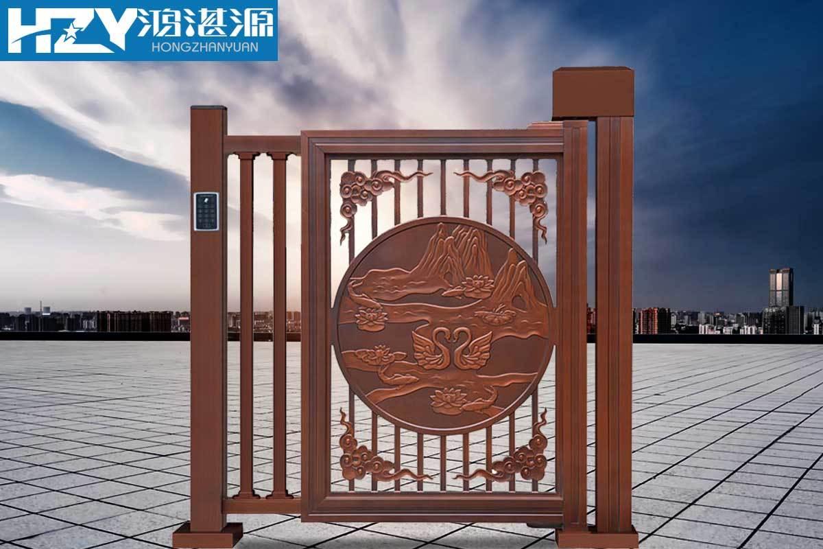 庭院雕刻小门ZN-GG02