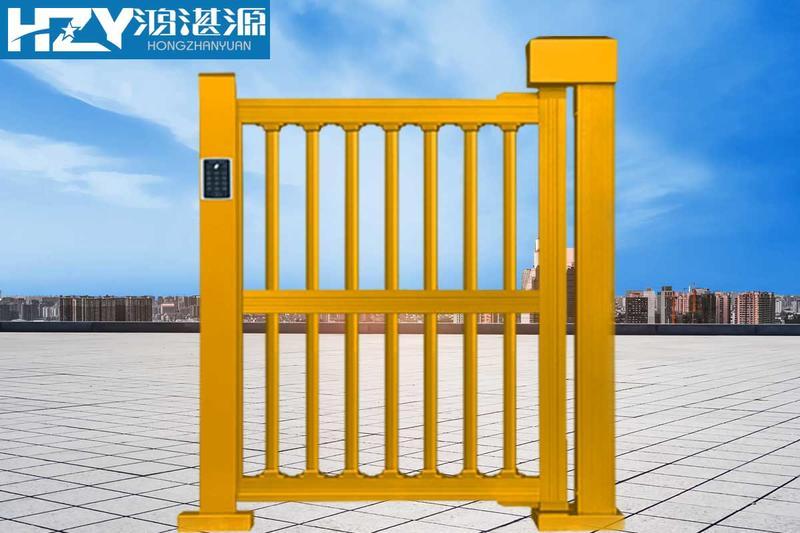 栅栏小区门