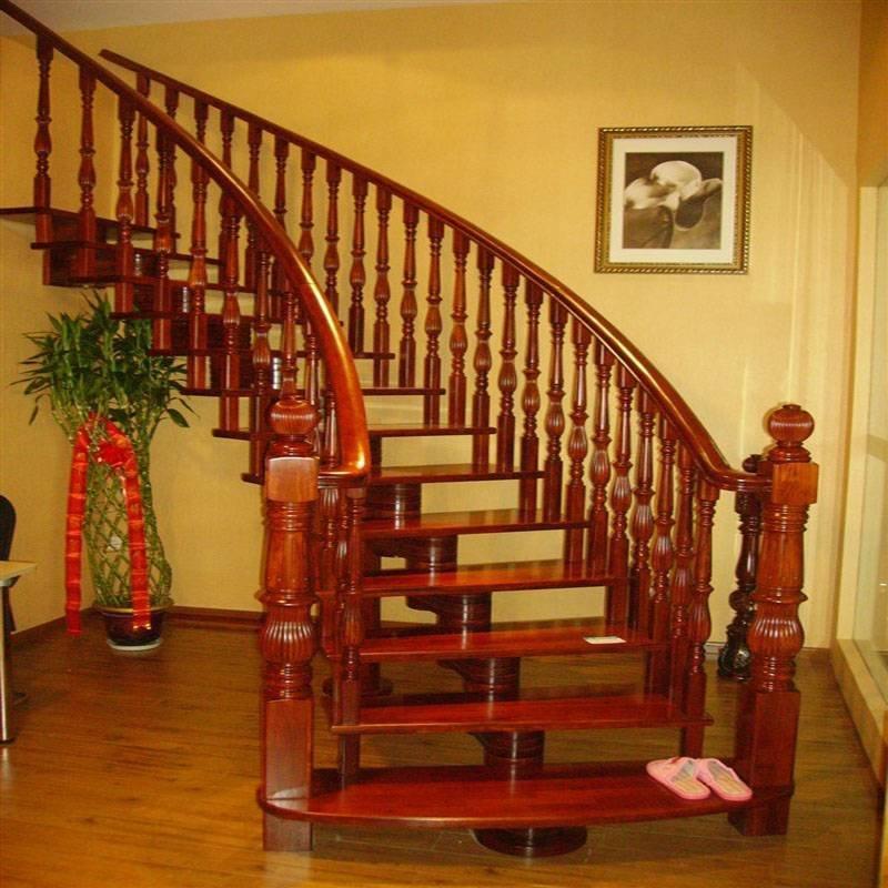 欧式古典GLS-135  实木楼梯扶手